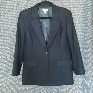 Nordstrom Woman's Black Jacket